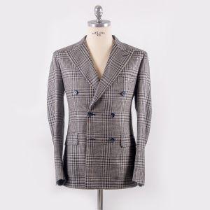 Maraone checked jacket
